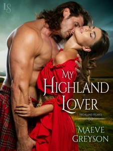 My Highland Lover, Maeve Greyson