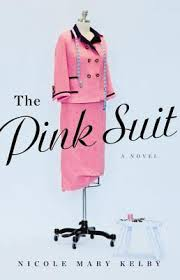 the pink suit