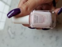 Essie Nail Polish Sheers To You Worn Once $5