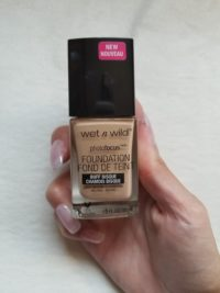 Wet N Wild Photo Focus Foundation Shade Buff Bisque Used 3-4 times $3
