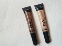 LA Pro Concealer Shades Toast & Natural Both used 2-3 times $5 for both