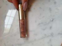 Too Faced Lip Injection in Spice Girl Mini Worn Once $3
